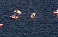 В США столкнулись два легкомоторных самолета и упали в океан