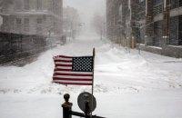 Вследствие экстремальных холодов в США погибли более 30 человек