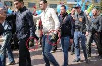 Прокуратура сообщила о ходе расследования событий 9 мая в Днепре