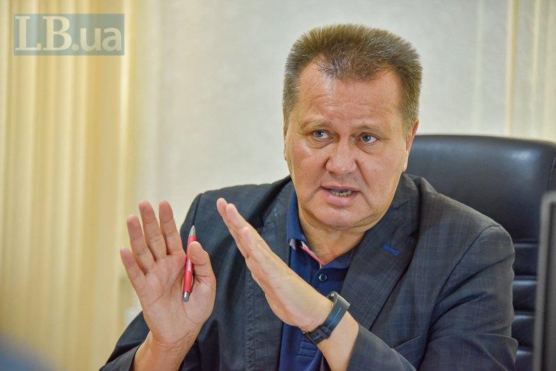 Головний лікар Одеського обласного медичного центру психічного здоров'я Анатолій Волощук