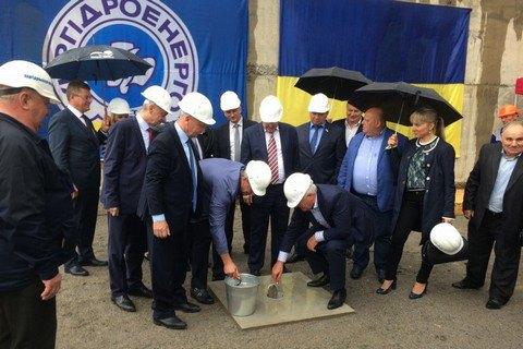 Днестровская ГАЭС будет 4-ой помощности вмире