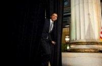 Рейтинг Обамы опустился до 47%