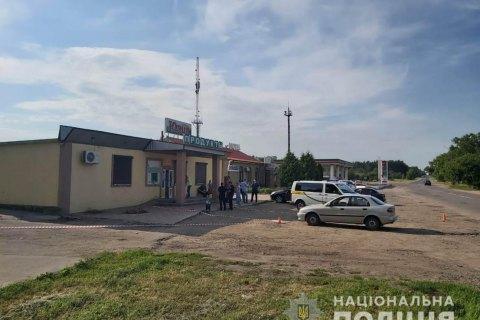 В Харьковской области снова подорвали банкомат