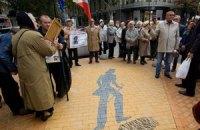В Одессе открыли памятный знак тени Пушкина