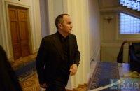Шуфрич предложил отдать пост первого вице-спикера представителю ПР