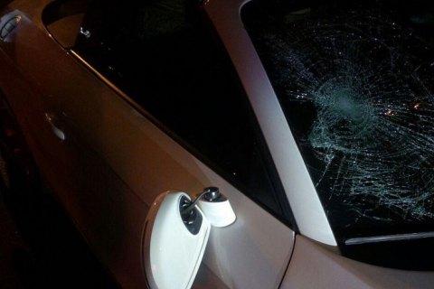 В Харькове 23-летняя девушка на кабриолете сбила четверых пешеходов