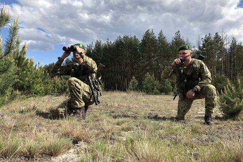 Прикордонники посилили заходи безпеки на кордоні з Білоруссю
