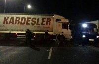 Вблизи Львова грузовик въехал в рейсовый автобус, 12 пострадавших
