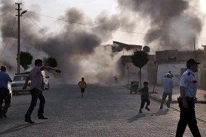 Сирийские повстанцы просят о помощи в защите города Кусейр