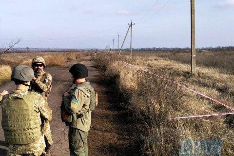 Снайпер боевиков ранил военнослужащего ВСУ на Донбассе