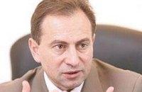 Томенко не видел заявление Литвина об отпуске