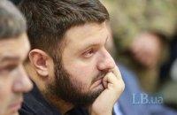 Суд избрал меру пресечения Александру Авакову в виде личного обязательства