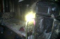 В общежитии университета радиоэлектроники в Харькове произошел пожар
