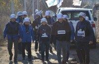 Голова моніторингової місії ОБСЄ відвідав Станицю Луганську