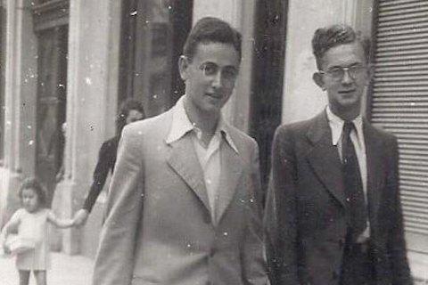 «Пауль Целан. Біографія юності поета» Ізраеля Халфена