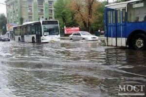 """Київ сьогодні знову """"штормитиме"""""""