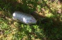 В Одесі знайшли вибуховий пристрій біля газової магістралі