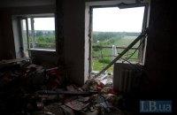 Штаб АТО розповів про обстріли українських позицій цієї ночі