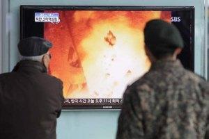 Южная Корея пригрозила КНДР ракетами