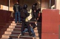 УБОП освободил в Кривом Роге похищеного для выкупа киевского чиновника