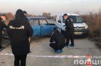 У Київській області через ДТП влаштували перестрілку