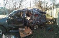 Прикордонник скоїв ДТП з двома загиблими в Луганській області, ще двоє постраждали