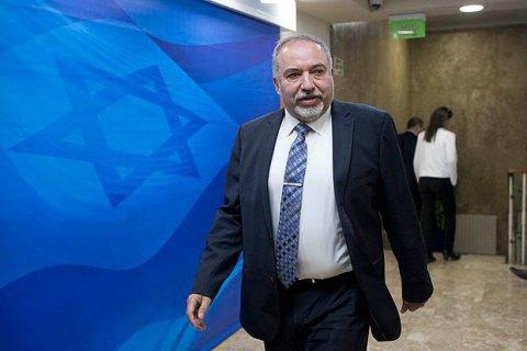 Міністр оборони Ізраїлю подав у відставку через перемир'я з ХАМАСом