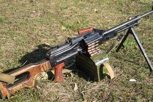 У Києві викрали 80 танкових кулеметів