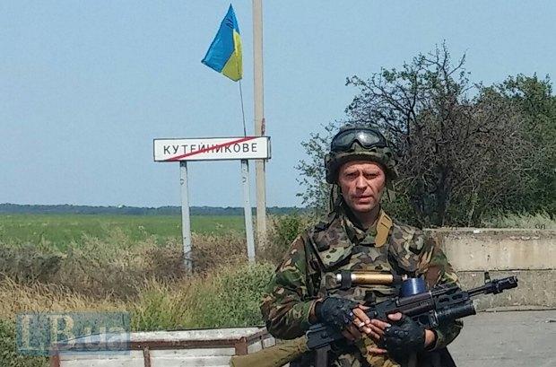 Валерий Майоров, рядовой Стрелковой роты