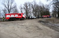 Рятувальники зупинили витік газу в газосховищі в Чернігівській області