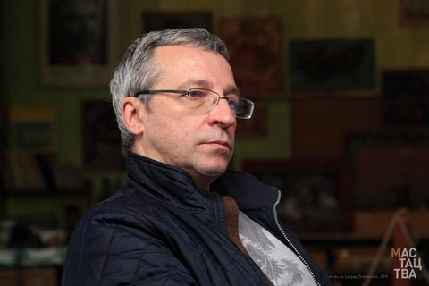 Художник з Білорусі прочитає лекцію про арт-партизанщину