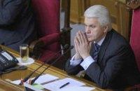 Литвин пожелал депутатам честной победы