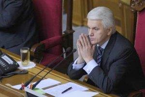 """Отставка Литвина зависит от судьбы """"языкового"""" закона"""