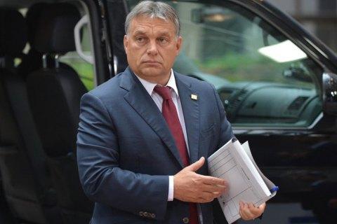 Зеленский и премьер Венгрии Орбан могут встретиться в конце июля