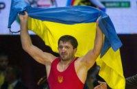 Украинец стал двукратным чемпионом мира по борьбе