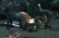 Боевики дали вывезти раненных возле села Пески