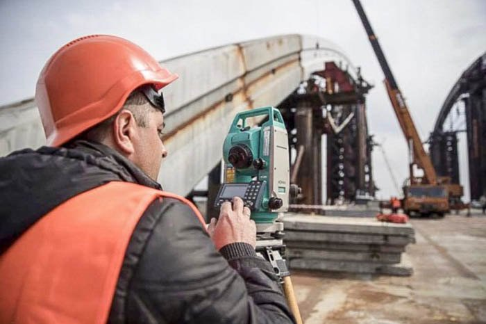 Будівництво Подільсько-Воскресенського мосту