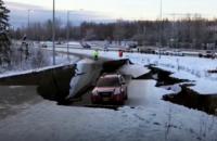 Сильний землетрус стався на Алясці