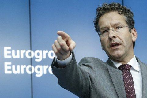 Єврогрупа на прохання Греції обговорить третій пакет фіндопомоги