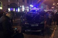 В Харькове внедорожник въехал в толпу людей, есть погибшие (обновлено)
