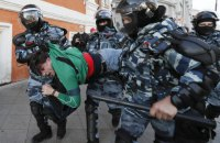 Российским силовикам ввели надбавки к зарплате за работу на акциях протеста