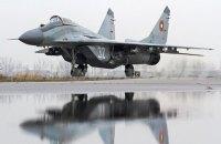 Парламент Болгарії затвердив закупівлю сучасних винищувачів замість російських МіГ-29