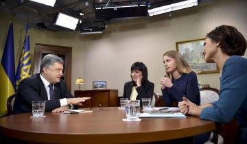 Украина должна вернуть контроль над границей до конца года, - Порошенко