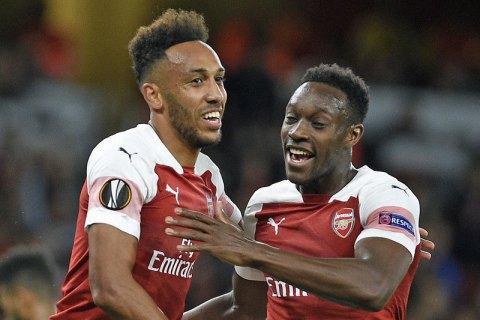 Арсенал— Ворскла 4:2 видео голов иобзор матча Лиги Европы