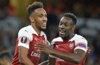 """""""Ворскла"""" не смогла оказать сопротивление лондонскому """"Арсеналу"""" в Лиге Европы"""