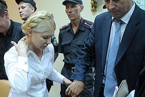 Суд по делу Тимошенко перенесли на 4 июля