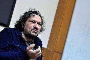 В Украине нет реального диалога между деятелями культуры и журналистами, - Влад Троицкий