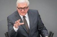 Штайнмайер потребовал от Украины принять закон о выборах на Донбассе