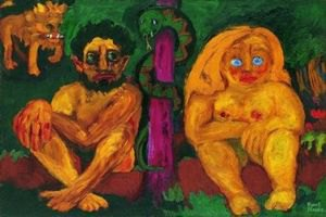 """В Мюнхене нашли полторы тысячи картин, считавшиеся """"дегенеративным искусством"""""""