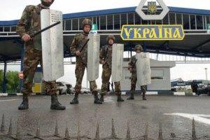 Пограничники задержали россиянина в военной форме в Харьковской области